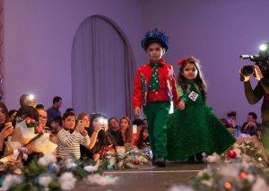 2019-cu ilin ilk uşaq moda müsabiqəsi keçirilib