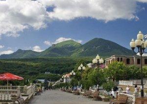 Azərbaycan Jeleznovodska gedən turist siyahısında liderdir