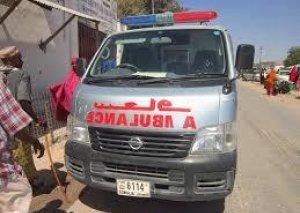 Sudanda sərnişin avtobusu və yük avtomobili toqquşub: 14 ölü
