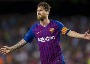 """""""Barselona"""" 3:0 """"Eybar"""": Messi İspaniya Çempionatıda 400-cü qolunu vurub"""