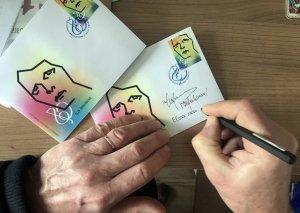 Xalq artisti Elza İbrahimovanın 80 illik yubileyi münasibətilə yeni poçt markası dövriyyəyə buraxılıb