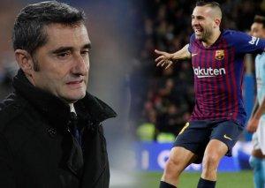 """""""Barselona""""dan Valverde və Albaya yeni müqavilə"""