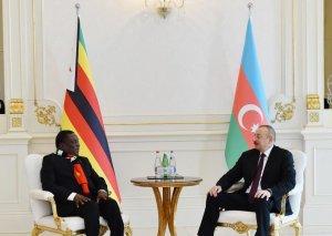 Prezident İlham Əliyev: Zimbabve Prezidentinin Azərbaycana səfəri tərəfdaşlığımızın gücləndirilməsi üçün imkanlar yaradacaq