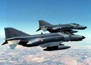Türkiyə Zap, Haftanin və Xakurkda terrorçuları vurdu