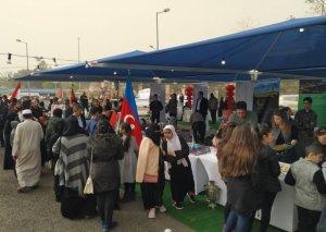Küveytdə beynəlxalq kulinariya festivalı təşkil edilib