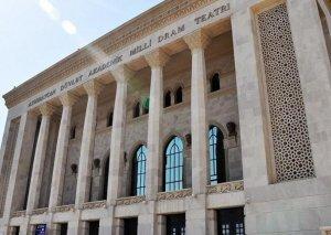 Milli Dram Teatrının həftəsonu repertuarı