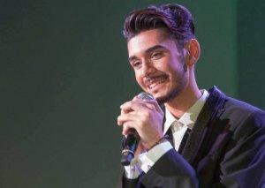 Gənc vokalist Emin Eminzadənin yeni mahnısının təqdimatı olub