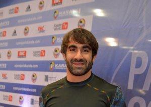 """Rafael Ağayev Fransada keçirilən """"Karate1"""" Premyer Liqa turnirində medal qazanıb"""