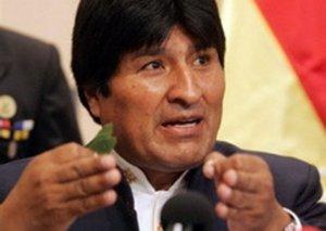 Evo Morales Boliviyada ilkin seçkilərdə qalib gəlib