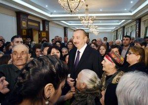 Deputat: Azərbaycan Prezidenti və Birinci vitse-prezidentinin şəhid ailələri ilə görüşü dövlətimizin onlara xüsusi qayğısını göstərir