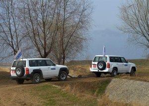 Ermənistan dövlət sərhədində keçirilən monitorinq insidentsiz başa çatıb