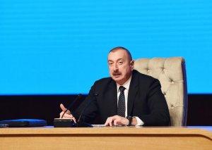 Azərbaycan Prezidenti: Görüləcək işlər ölkəmizin qeyri-neft sektorunun inkişafını təmin edəcək, qeyri-neft ixracının həcmini böyük dərəcədə artıracaq