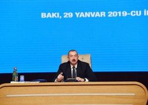 Prezident İlham Əliyev: Bu il 7 min ailə özünüməşğulluq proqramı ilə əhatə olunacaq