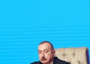 Prezident İlham Əliyev: Sahibkarlara tövsiyəm ondan ibarətdir ki, iş yerlərini ixtisar etməsinlər