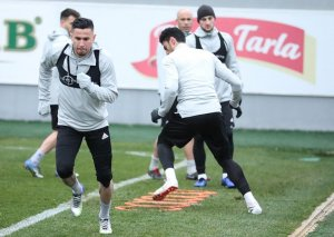"""""""Qarabağ"""" başladı – Reynaldo sıraya döndü"""