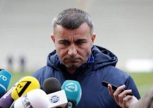 """Qurban Qurbanov: """"Neftçi"""" ilə oyuna ciddi yanaşırıq"""