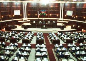 Deputatlar bu gün ilk plenar iclasa toplaşır - 38 məsələ gündəmdə