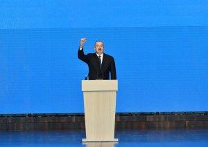 Azərbaycan Prezidenti: Biz düzgün yoldayıq, çünki bilirik ki, bizim siyasətimiz xalqın maraqlarına cavab verir
