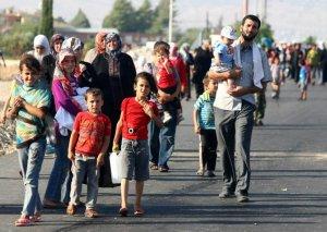 Suriyada sutka ərzində mindən artıq qaçqın öz evinə qayıdıb