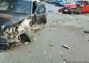 Bakıda yol qəzalarının əsasən hansı ərazilərdə baş verdiyi məlum oldu