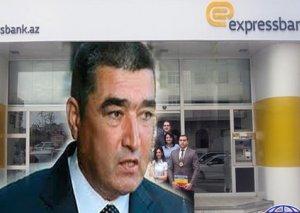 """Etibar Pirverdiyev vəzifədən getdi, """"Expressbank""""ın da """"işığı söndü"""""""