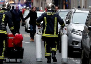 Parisdə güclü yanğında ölənlərin sayı 7-yə çatıb, 28 yaralı var
