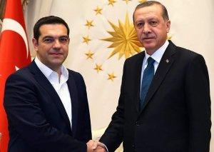 Türkiyə prezidenti və Yunanıstanın baş naziri arasında görüş keçirilib