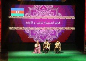İslam ölkələrinin mədəniyyət festivalında həmyerlilərimizin çıxışı maraqla qarşılanıb