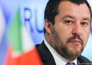 Matteo Salvini: İtaliya Fransa ilə mübahisə etmək istəmir