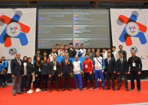 Karateçilərimiz Avropa çempionatını 4 qızıl və 1 bürünc medalla başa vurub