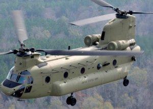 """ABŞ Hindistana 4 """"Chinook"""" helikopterini təhvil verib"""
