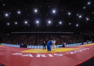 Azərbaycan cüdoçuları Parisdə 2 medal qazanıb