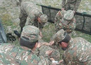 Ermənistanda hərbi hissədə müəmmalı ölüm