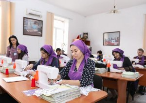 Ötən ay Dövlət Məşğulluq Xidmətinin peşə kurslarını daha 242 nəfər bitirərək peşə sertifikatları alıb