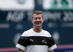 Yeni Zelandiya milli komandasının baş məşqçisi: Milli Gimnastika Arenasında fantastik şərait yaradılıb