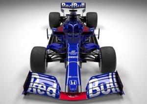 """""""Toro Rosso"""" yeni avtomobilini təqdim edib"""