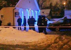 Moskvada çeçenlər azərbaycanlının kafesinə silahlı hücum ediblər, 10 nəfər yaralanıb