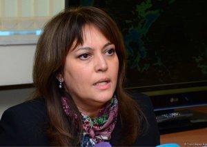 Umayra Tağıyeva: Bakıda bu, ilk qar deyil, soyuq hava kütləsi isə Rusiyadan gəlib