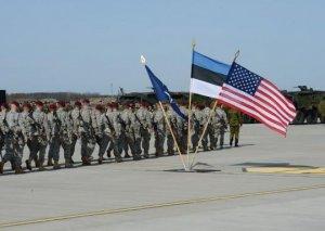"""Estoniyada NATO-nun """"Qış düşərgəsi"""" adlı hərbi təlimləri başa çatıb"""