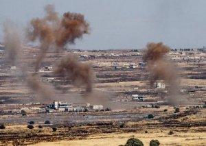 Terrorçular Suriyada yaşayış məntəqəsini atəşə tutub, ölənlər var