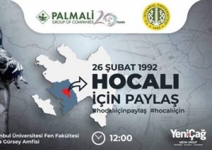 """""""Xocalı üçün paylaş"""" Beynəlxalq Sosial Media Kampaniyası başlayır"""