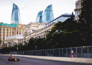 "Bakı ""Formula-1"" yarışlarına hazırlaşır"