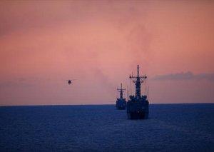 Egey dənizində Azərbaycanın da qatıldığı hərbi dəniz təlimləri başladı