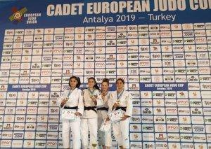 Cüdoçumuz Aytac Qardaşxanlı Avropa kubokunda qızıl medal qazanıb
