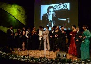 Beynəlxalq Muğam Mərkəzində tələbələrin konserti keçirilib
