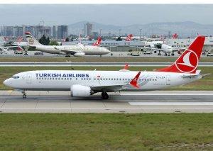 """""""Türk Hava Yolları"""" """"Boeing 737 MAX"""" tipli sərnişin təyyarələri ilə uçuşları dayandırıb"""