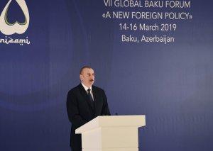 Azərbaycan Prezidenti: Cənub Qaz Dəhlizi layihəsinə bu və ya digər yolla qoşulmağı planlaşdıran ölkələrin coğrafiyası genişlənir