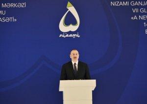 Azərbaycan Prezidenti: Xarici siyasətimiz əsas etibarilə sabit, proqnozlaşdırıla bilən və müstəqildir, milli maraqlarımıza əsaslanır