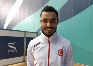 Türkiyəli gimnast: Azərbaycanlı azarkeşlər bizi çox dəstəkləyir