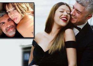 Özcandan boşanma iddialarına foto ilə cavab